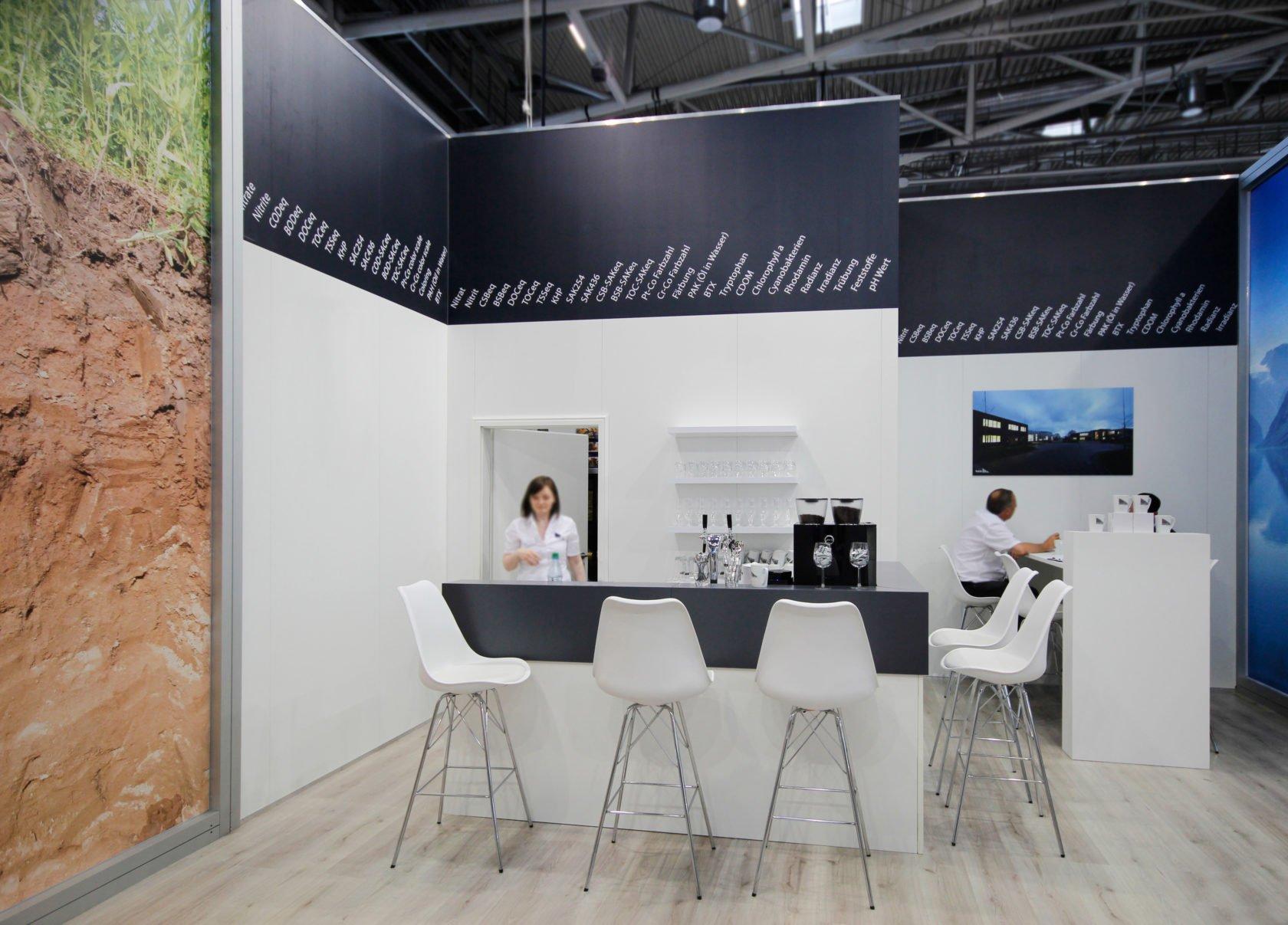Trios Ifat Design Messestand Messebau Deutschland Siehr