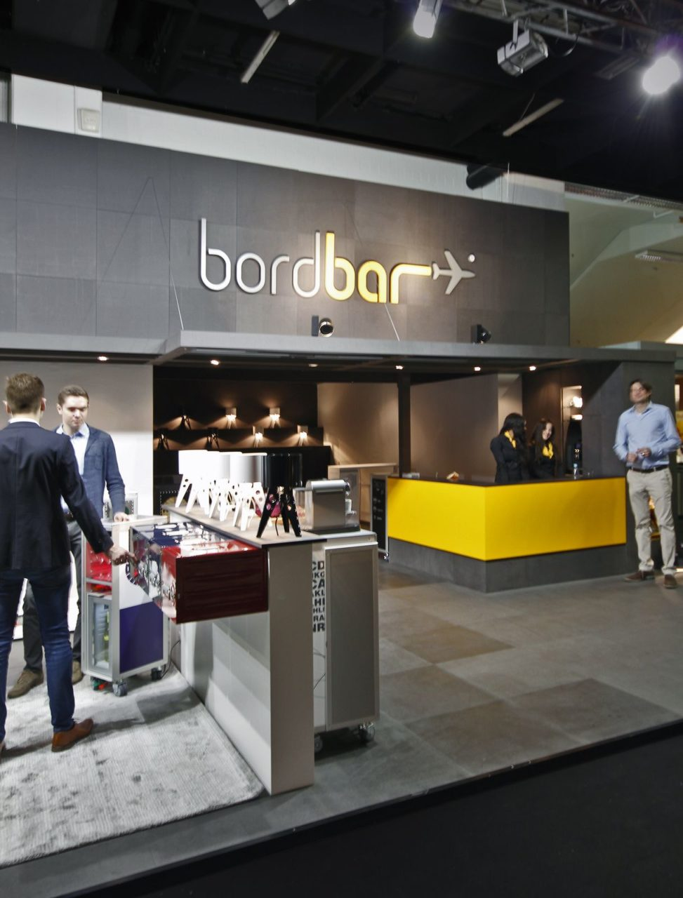Bordbar Messestand Messedesign Imm 2