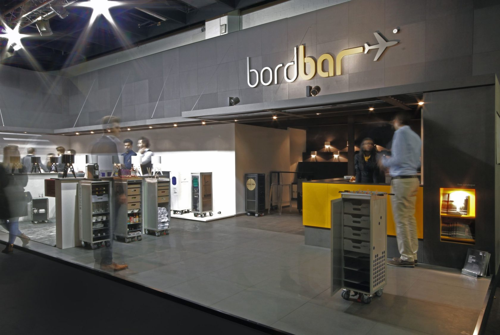 Bordbar Messestand Messedesign Imm 4
