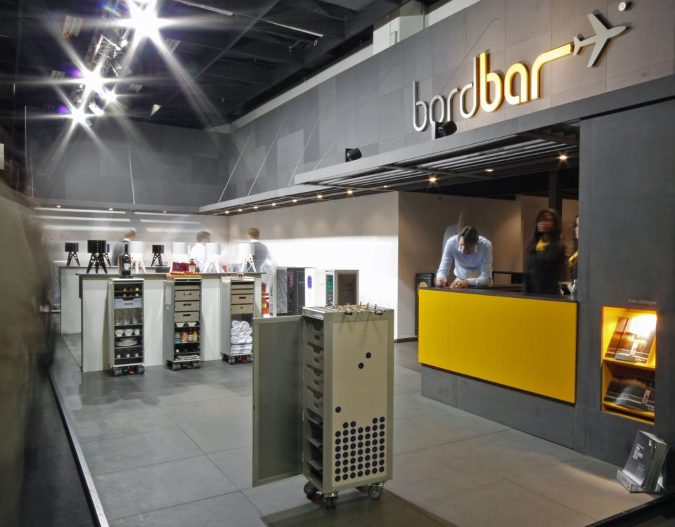 Bordbar Messestand Messedesign Imm 5