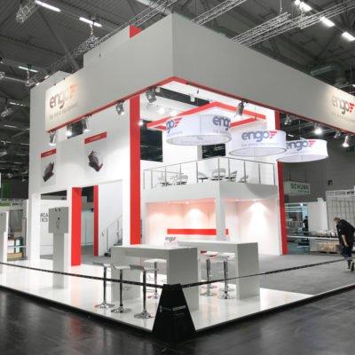 Engo Fsb 2017 Messestand Aufbau 2