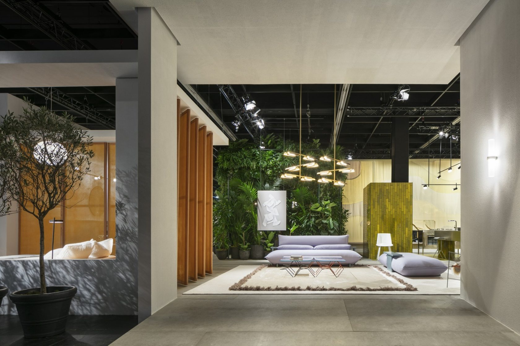 Imm Cologne 2019 Koelnmesse Messe Messebau Das Haus 2019 Moebelmesse Interior Design 4