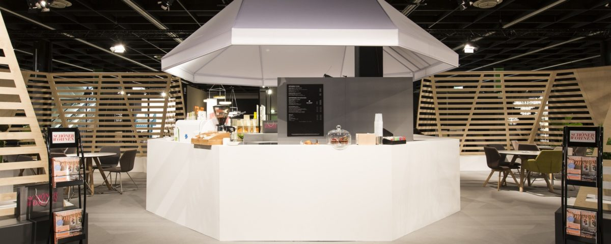 Messebau Messestand Pure Editions Park Imm 2019 Koeln Cologne 1