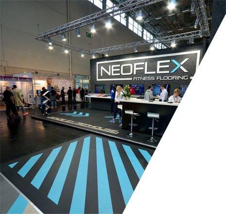 Messebau Siehr Fibo Koeln Messe Neoflex 2 Zugeschnitten