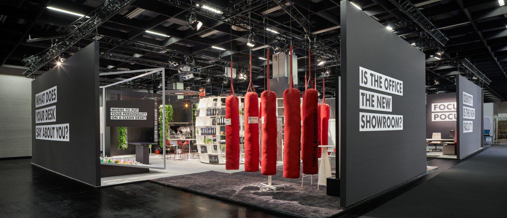 Rework Design Messestand Siehr Cologne Koeln Bergisch Gladbach